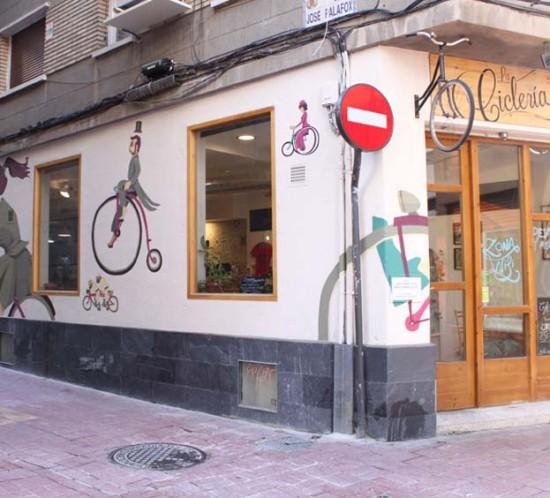 Reforma local La Ciclería